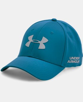 Men's UA Golf Headline Cap  3 Colors $24.99