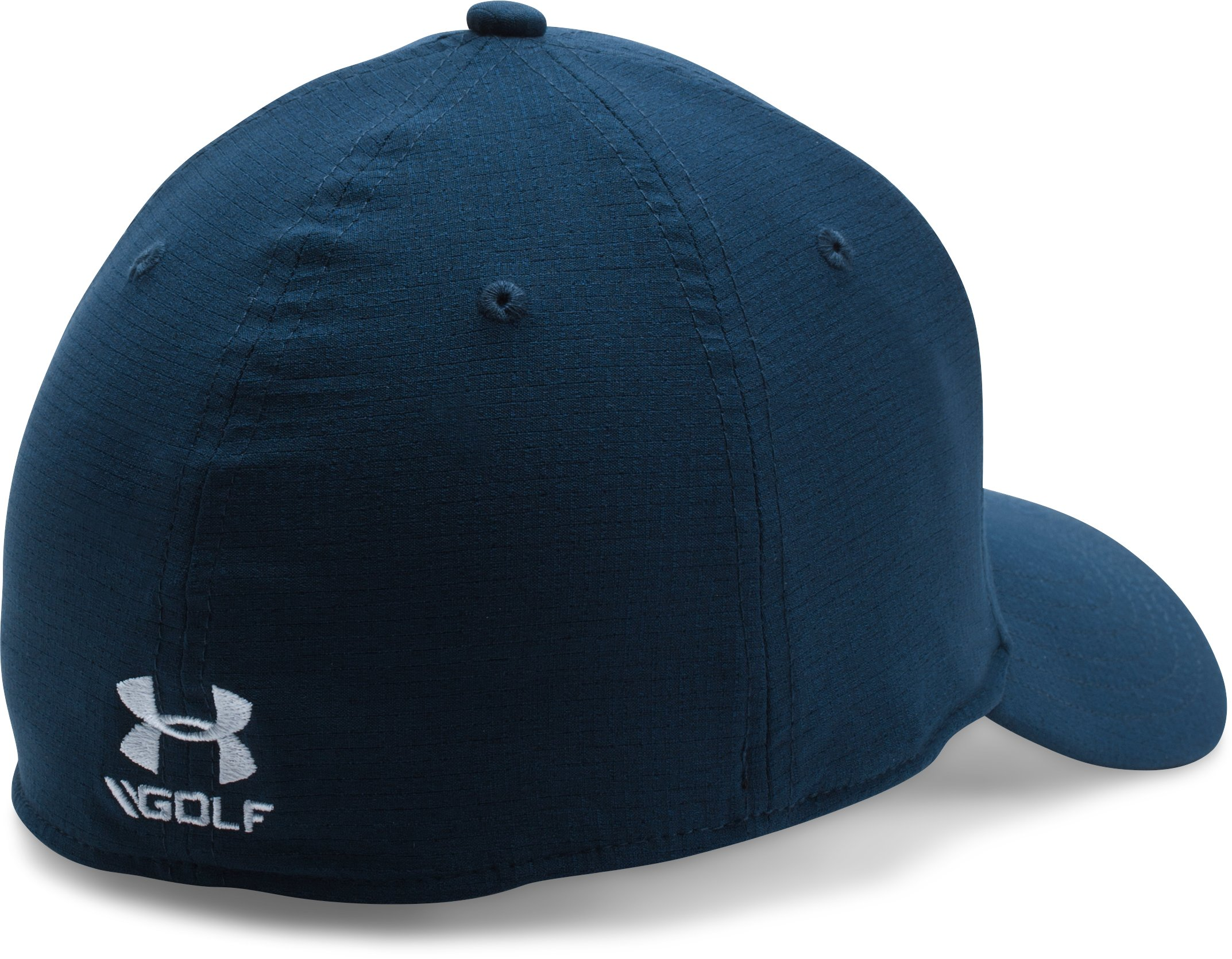 Men's UA Golf Official Tour Cap 2.0, Academy, undefined