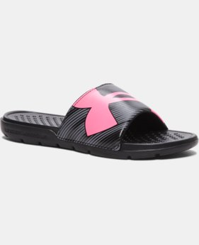 Women's UA Strike Breeze Sandals   $21.99