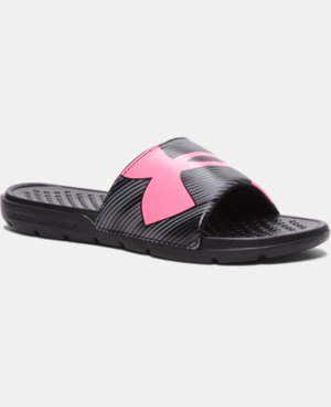 Women's UA Strike Breeze Sandals LIMITED TIME: FREE SHIPPING 1 Color $16.99