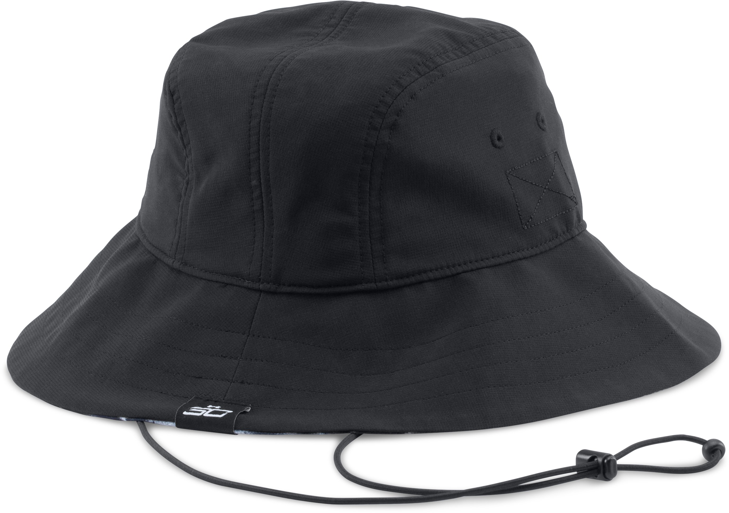 Men's SC30 Bucket Hat, Black , undefined