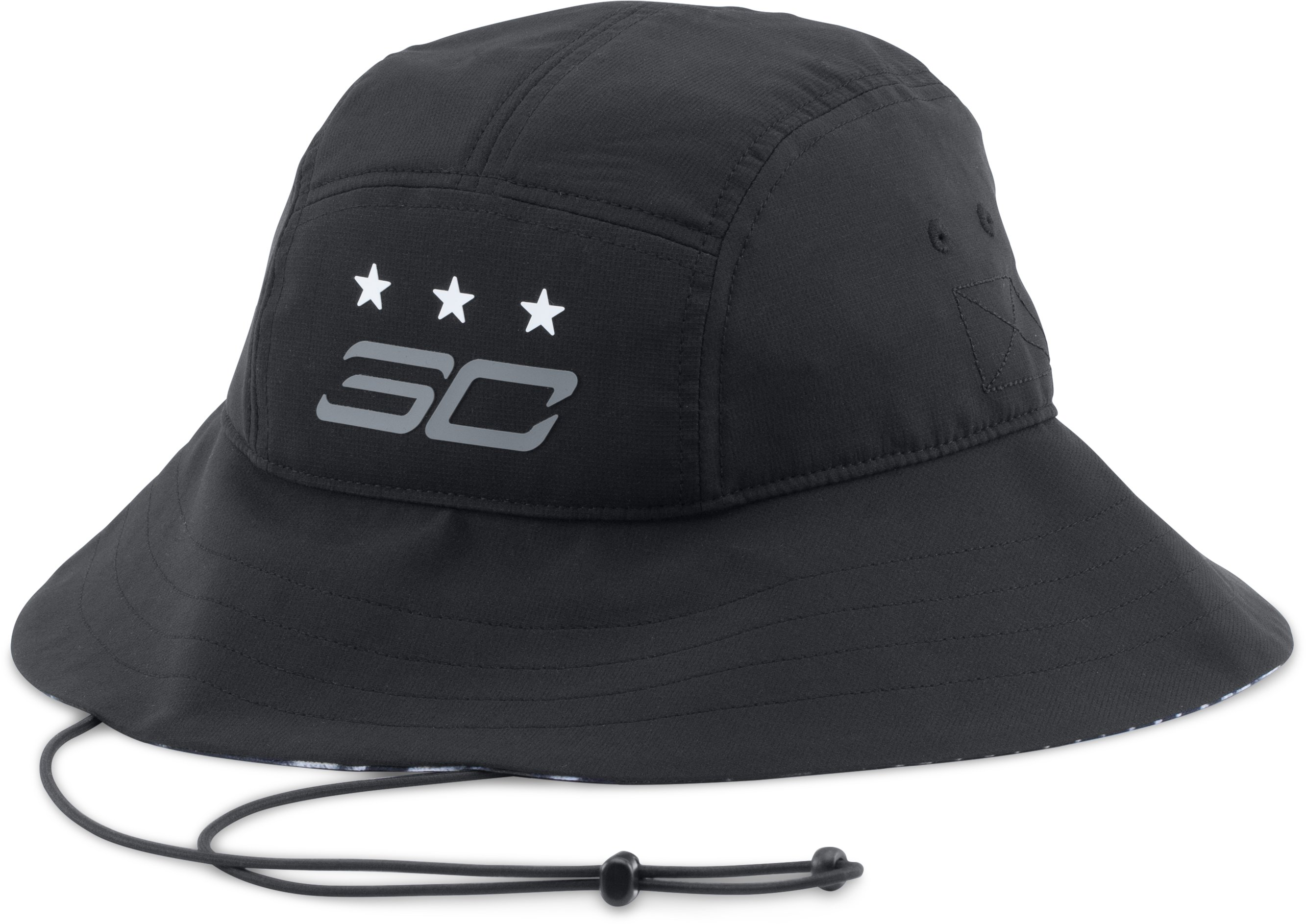 Men's SC30 Bucket Hat, Black