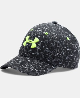 Boys' UA Printed Blitzing Cap LIMITED TIME: FREE SHIPPING 3 Colors $19.99