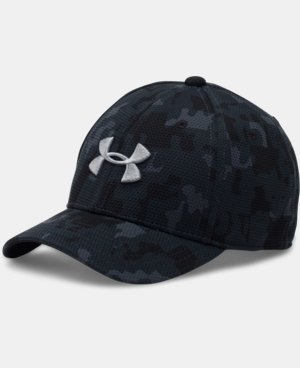 Boys' UA Printed Blitzing Cap LIMITED TIME: FREE U.S. SHIPPING 4 Colors $12.74 to $16.99