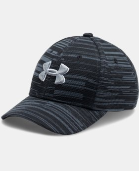 Boys' UA Printed Blitzing Cap LIMITED TIME: FREE SHIPPING 1 Color $25.99