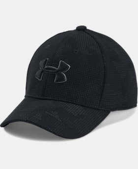 Boys' UA Printed Blitzing Cap  3 Colors $25.99