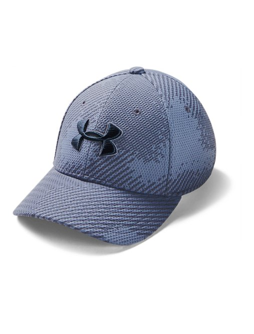 Under Armour Youth Boys/' UA Blitzing 3.0 Cap #1305457 Stretch Fit Baseball Hat