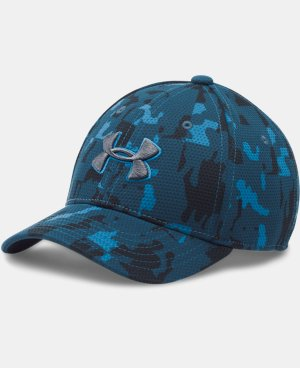 Boys' UA Printed Blitzing Cap LIMITED TIME: FREE U.S. SHIPPING 2 Colors $12.74 to $16.99