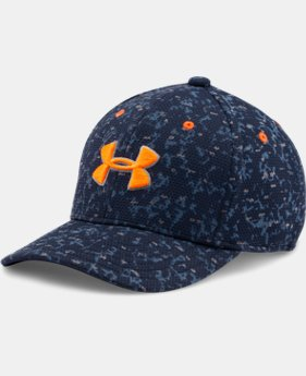 Boys' UA Printed Blitzing Cap LIMITED TIME: FREE U.S. SHIPPING  $12.74 to $16.99