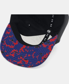 Boys' UA Eyes Up 3.0 Flat Brim Stretch Fit Cap   $14.99 to $18.99
