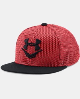 Boys' UA Knit Mesh Snapback Cap  1 Color $12.74