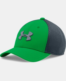 New Arrival  Boys' UA Golf Classic Mesh Cap  1 Color $22.99