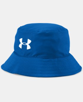 Boys' UA Golf Bucket Hat