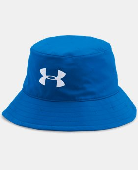 New Arrival  Boys' UA Golf Bucket Hat  2 Colors $31.99
