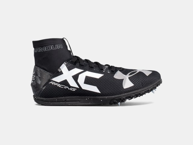 size 40 92328 abadc UA Charged Bandit XC Spike. Track Shoes