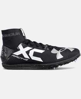UA Charged Bandit XC Spike Running Shoes   $82.49