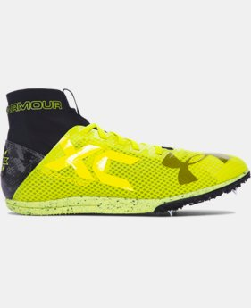 UA Charged Bandit XC Spike Running Shoes  1 Color $109.99