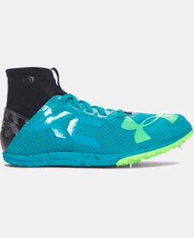 UA Charged Bandit XC Spike Running Shoes  1 Color $82.99
