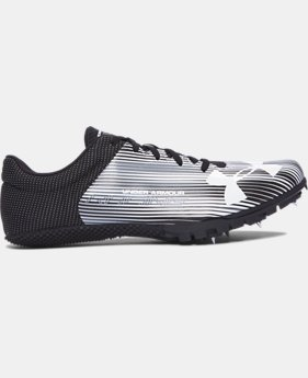 Men's UA Kick Sprint Track Spikes  1  Color Available $79.99