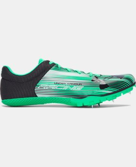Men's UA Kick Sprint Track Spikes   $79.99