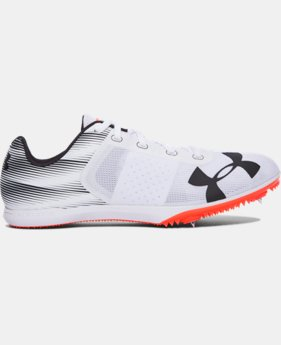 Men's UA Kick Distance Track Spikes  1 Color $79.99