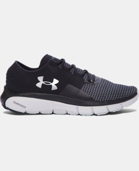 Best Seller  Men's UA SpeedForm® Fortis 2 Running Shoes LIMITED TIME: FREE SHIPPING 2 Colors $119.99