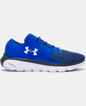 Best Seller  Men's UA SpeedForm® Fortis 2 Running Shoes  4 Colors $119.99