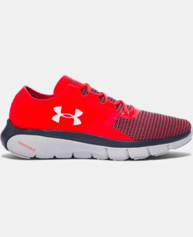 Best Seller  Men's UA SpeedForm® Fortis 2 Running Shoes   $119.99