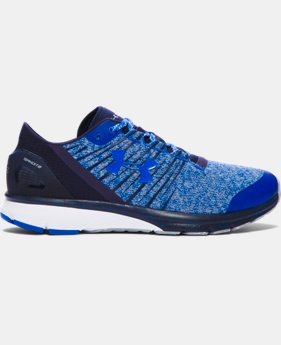 Best Seller Men's UA Charged Bandit 2 Running Shoes  4 Colors $99.99