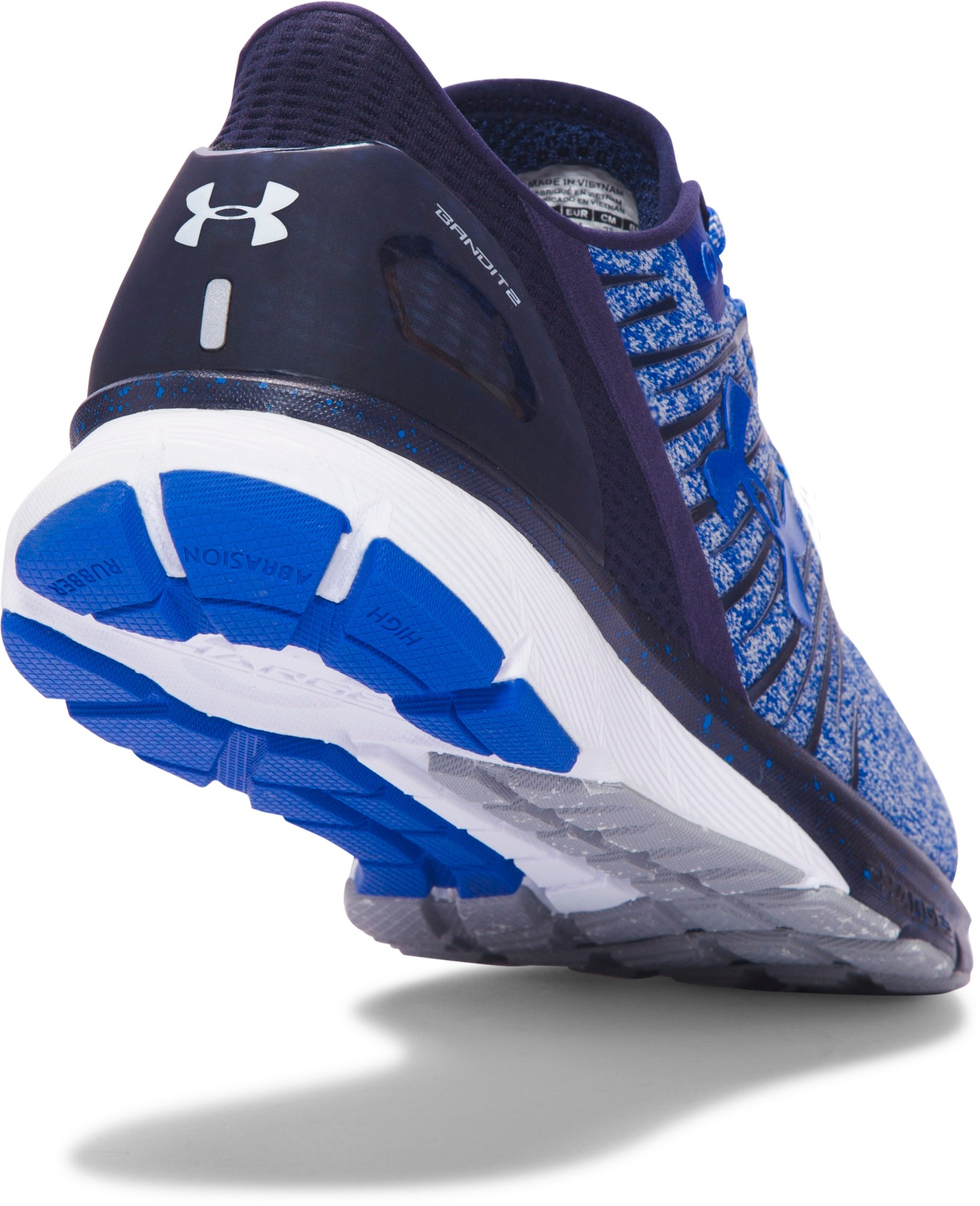Men's UA Charged Bandit 2 Running Shoes, ULTRA BLUE,