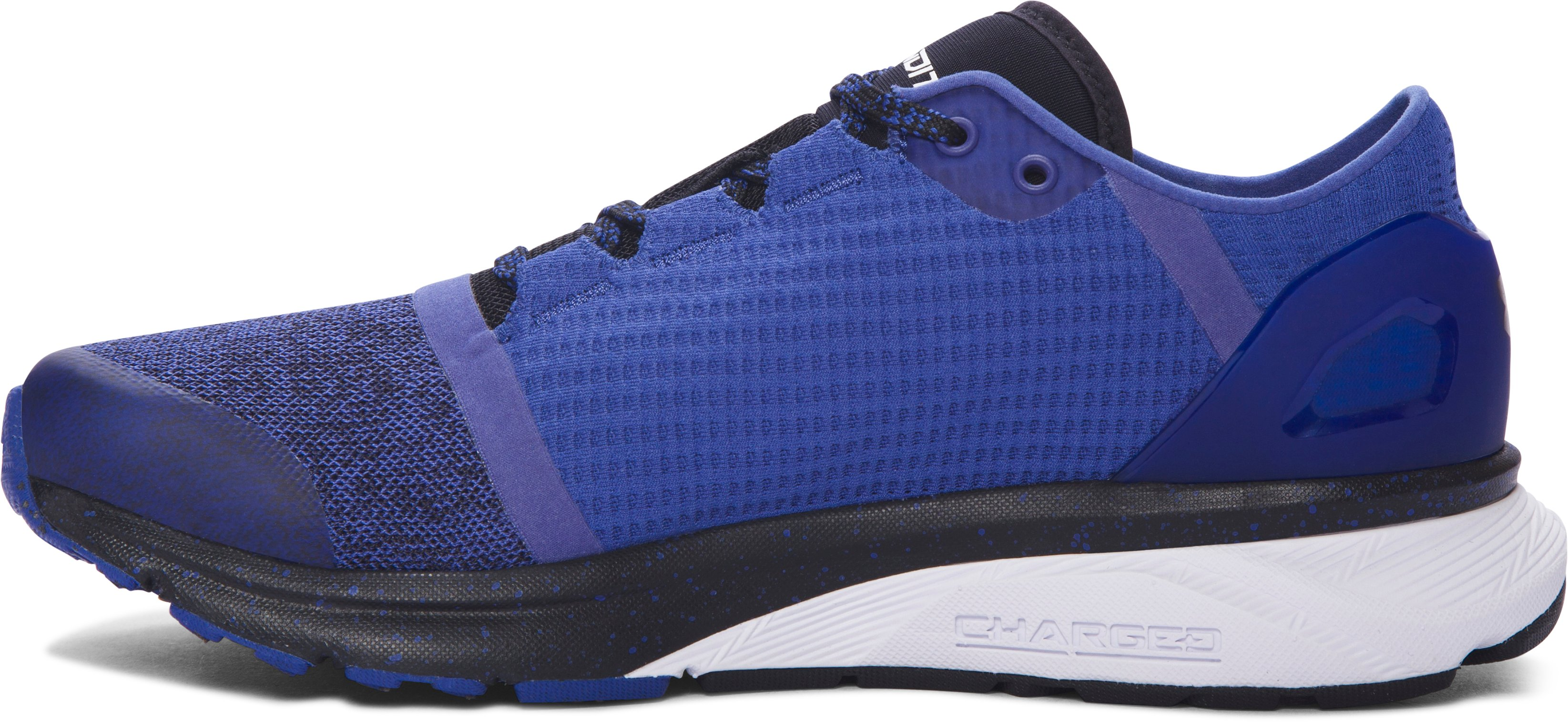 Women's UA Charged Bandit 2 Running Shoes, DEEP PERIWINKLE