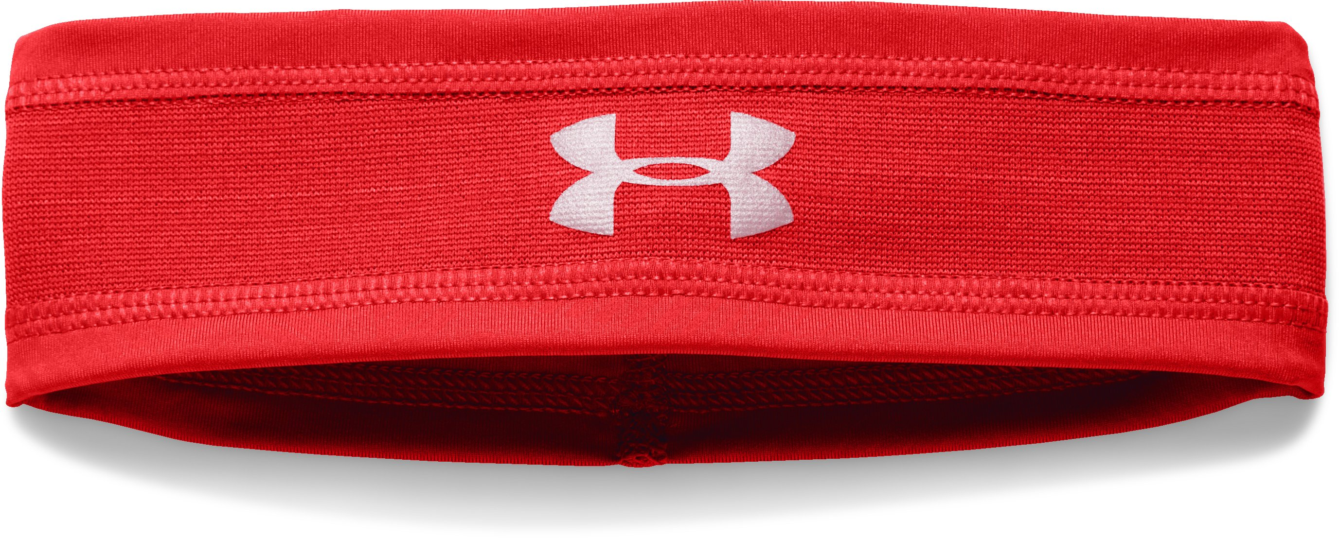 Men's UA CoolSwitch Headband, ROCKET RED, undefined