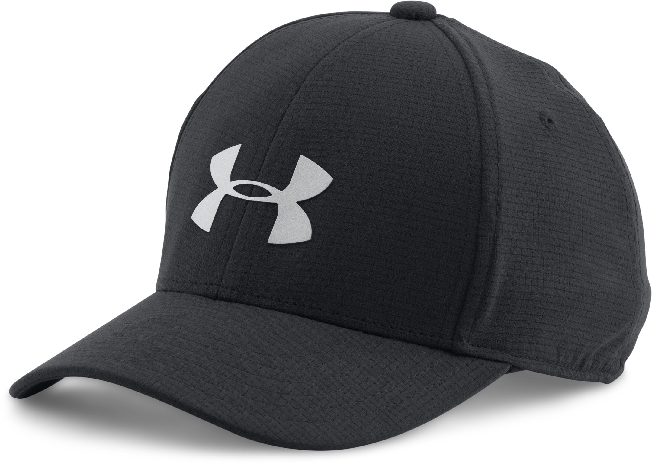 Boys' UA CoolSwitch Training Cap, Black ,