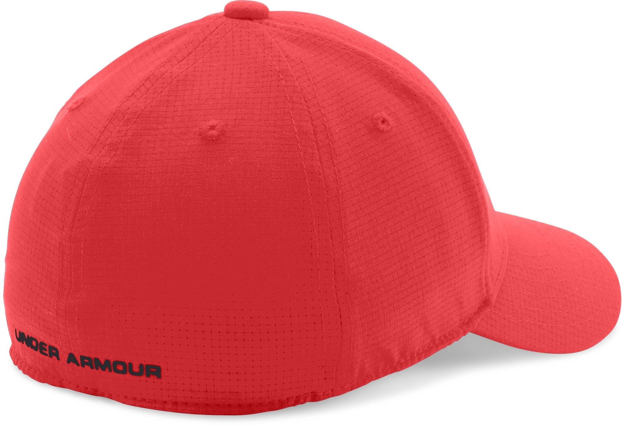 Boys' UA CoolSwitch Training Cap, RISK RED, undefined