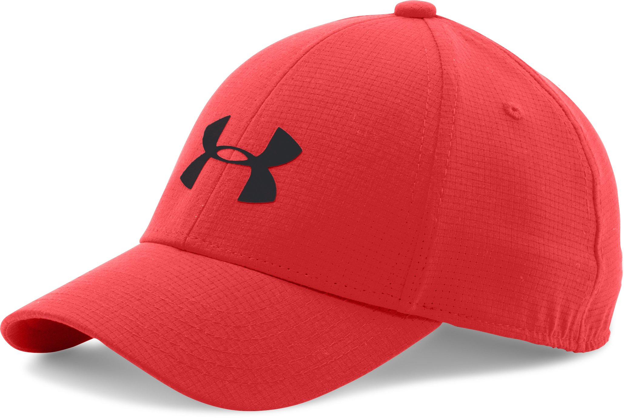 Boys' UA CoolSwitch Training Cap, RISK RED