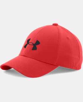 Boys' UA CoolSwitch Training Cap LIMITED TIME: FREE SHIPPING 1 Color $22.99