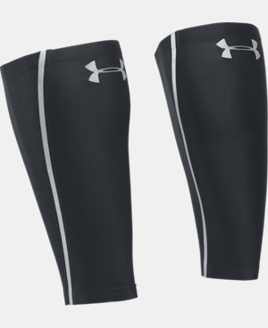 Men's UA Run Reflective CoolSwitch Calf Sleeves LIMITED TIME: FREE U.S. SHIPPING 1 Color $49.99