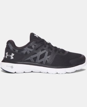 Boys' Grade School UA Micro G® Shift Running Shoes  1 Color $64.99