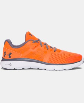 Boys' Grade School UA Micro G® Shift Running Shoes LIMITED TIME: FREE U.S. SHIPPING 1 Color $48.99