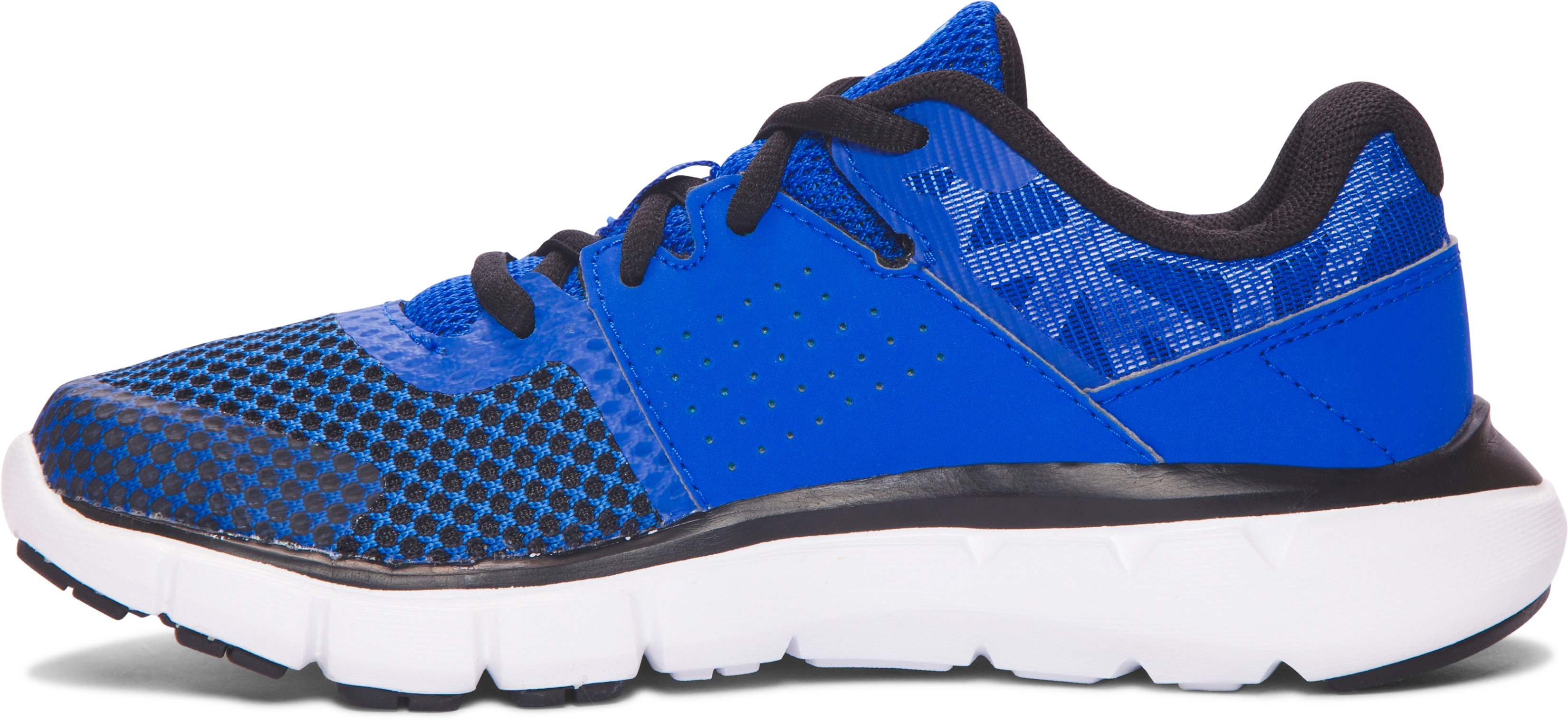 Boys' Pre-School UA Shift Running Shoes, ULTRA BLUE