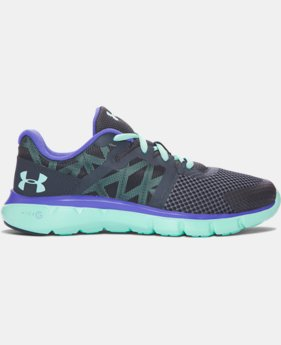 Girls' Grade School UA Micro G® Shift Running Shoes LIMITED TIME: FREE U.S. SHIPPING  $48.99