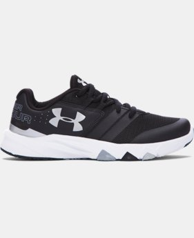 Best Seller Boys' Grade School UA Primed Running Shoes  3 Colors $64.99