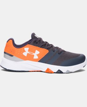 Best Seller Boys' Grade School UA Primed Running Shoes  2 Colors $64.99