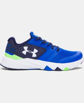 Boys' Grade School UA Primed Running Shoes  1 Color $64.99