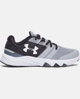 Best Seller Boys' Grade School UA Primed Running Shoes  1 Color $64.99
