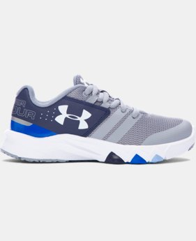 Best Seller Boys' Pre-School UA Primed Running Shoes  2 Colors $57.99