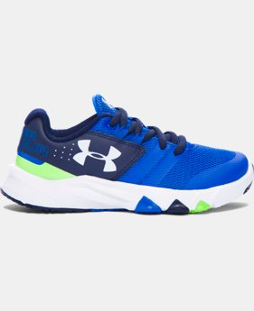 Boys' Pre-School UA Primed Running Shoes