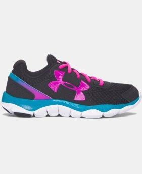 Girls' Grade School UA Engage 3 Big Logo Running Shoes LIMITED TIME OFFER + FREE U.S. SHIPPING 1 Color $29.99