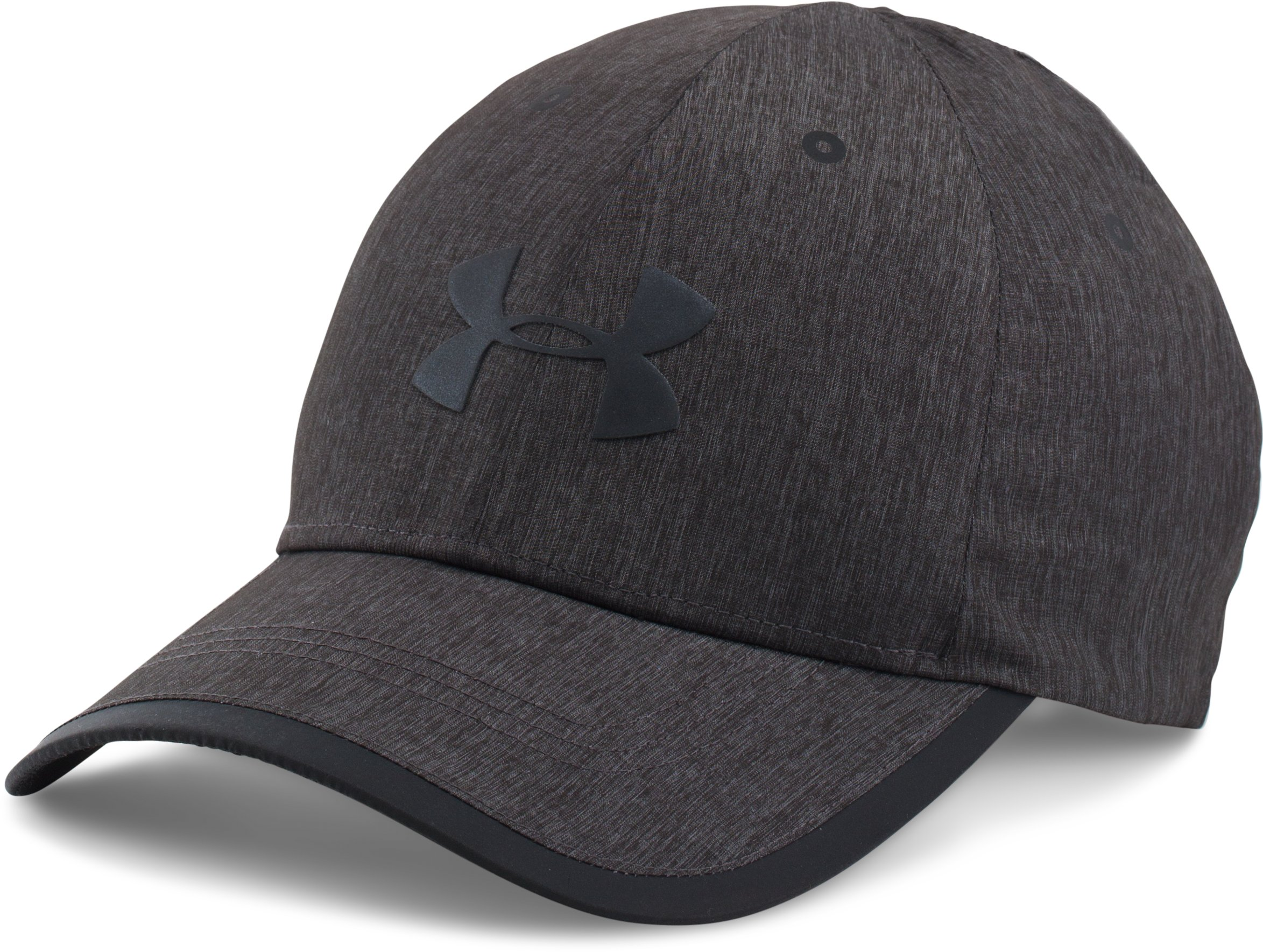 Men's UA Storm Run Cap, Black , undefined