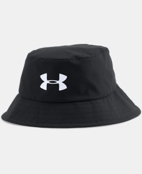 New Arrival  Men's UA Storm Golf Bucket Hat LIMITED TIME: FREE SHIPPING 2 Colors $34.99